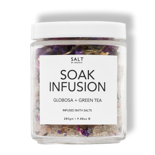 Soak Infusion – Globosa + Green Tea