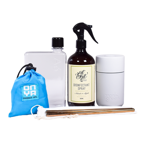 Eco-friendly Essentials Gift Set
