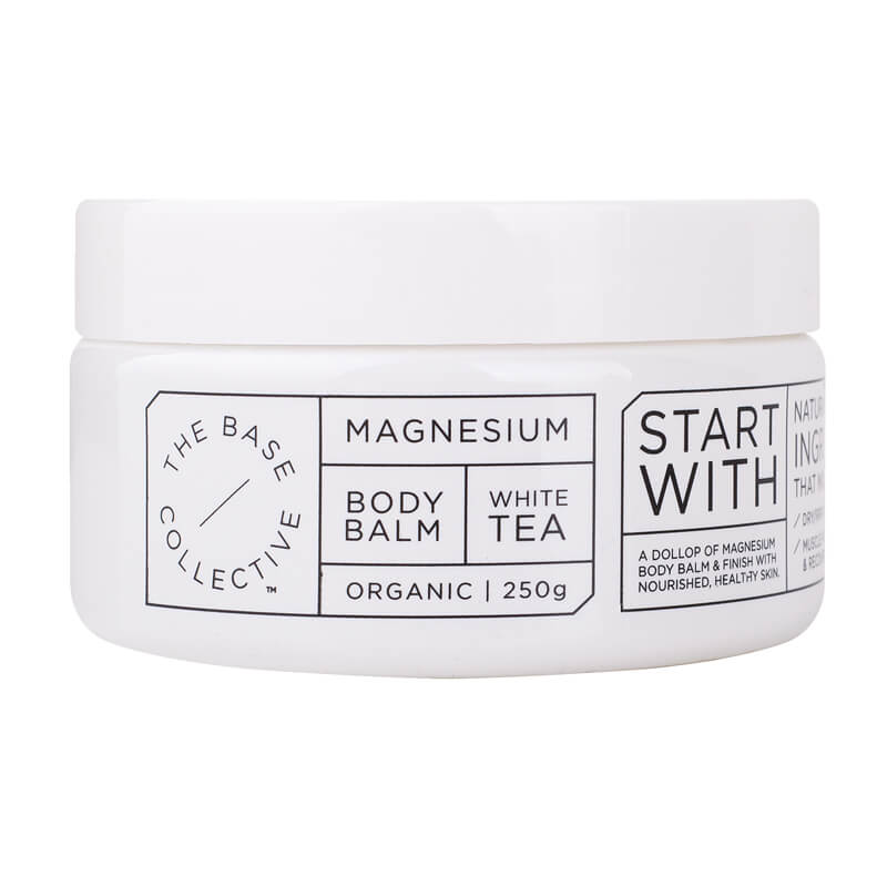 White Tea Magnesium Body Balm