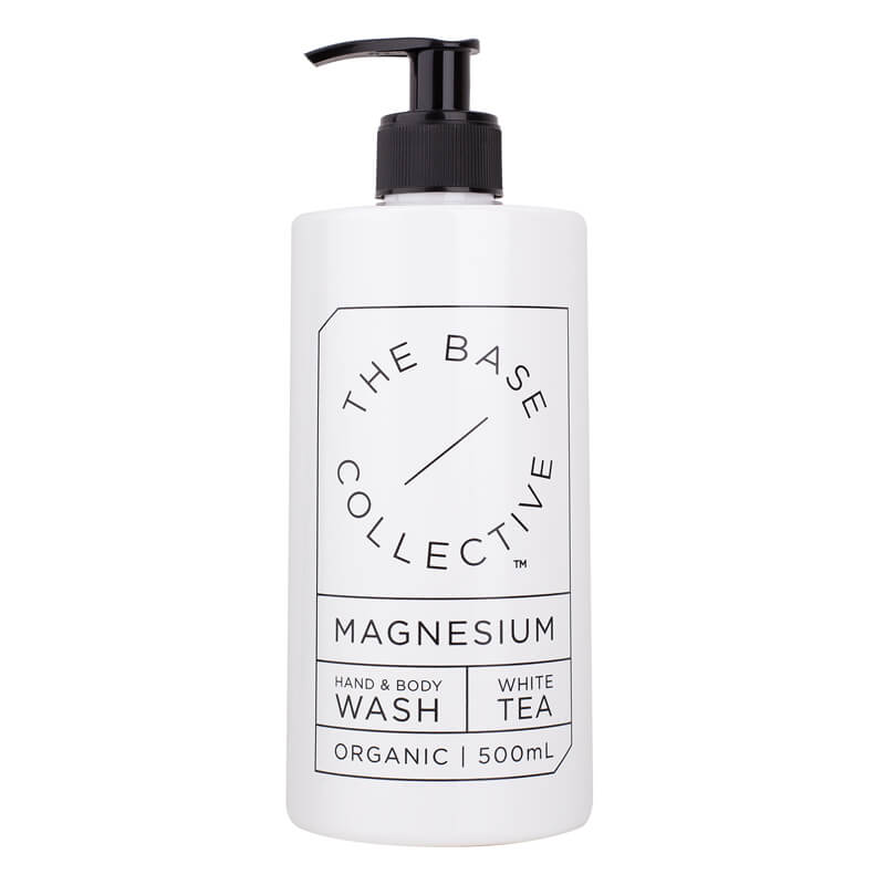 White Tea Magnesium Hand & Body Wash