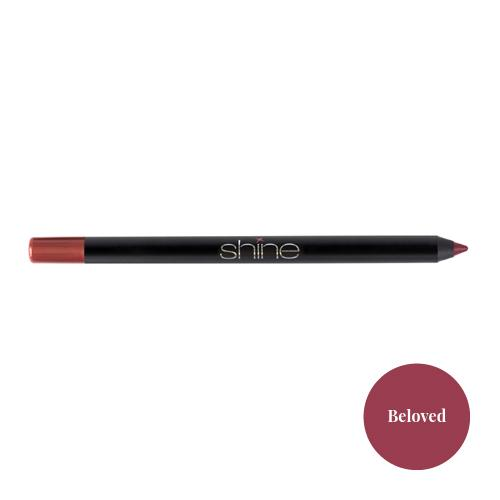 Lip Liner variable Shine Cosmetics Corporate Beloved