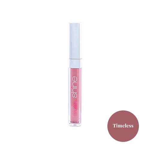 LipLast variable Shine Cosmetics Corporate Timeless