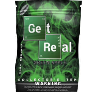 Get Real Green Apple - Platinum