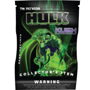Incredible Hulk - Platinum
