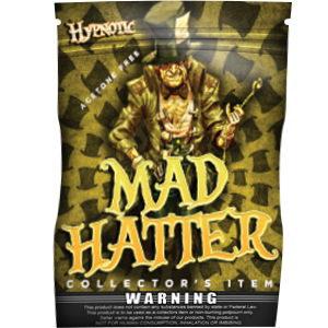 Mad Hatter Hypnotic - Golden