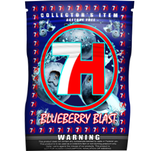 7H Blueberry Blast - Golden
