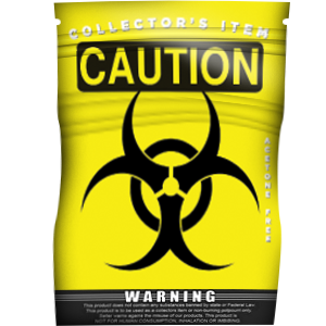 Caution Yellow - Platinum