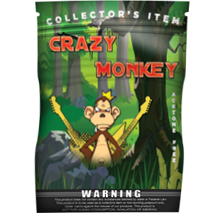 Crazy Monkey - Golden