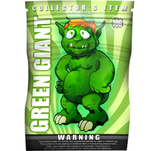 Green Giant - Golden