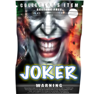 Joker - Golden