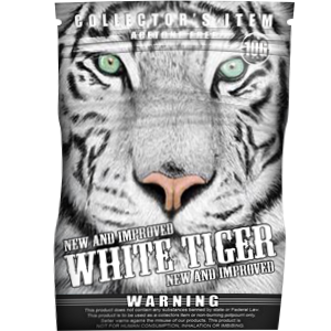 White Tiger - Platinum