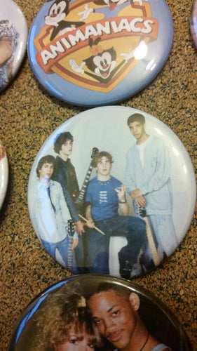 degrassi the next generation downtown sasquatch pin pinback button badge drake aubrey graham early 2000s canadian teen television show