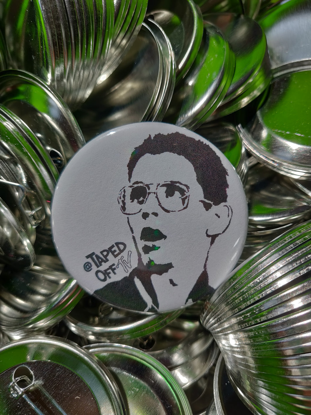 Bill Haverchuck (Freak and Geeks) pin