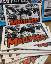 Strange Thing Mallrats parody STICKER