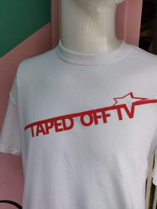 Taped Off TV Beat T-shirt