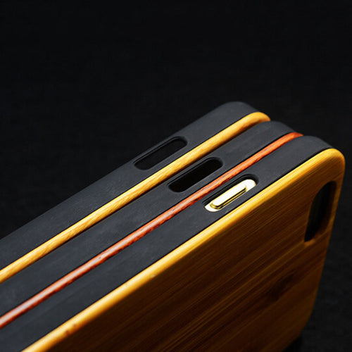 Rosewood Case For iPhone