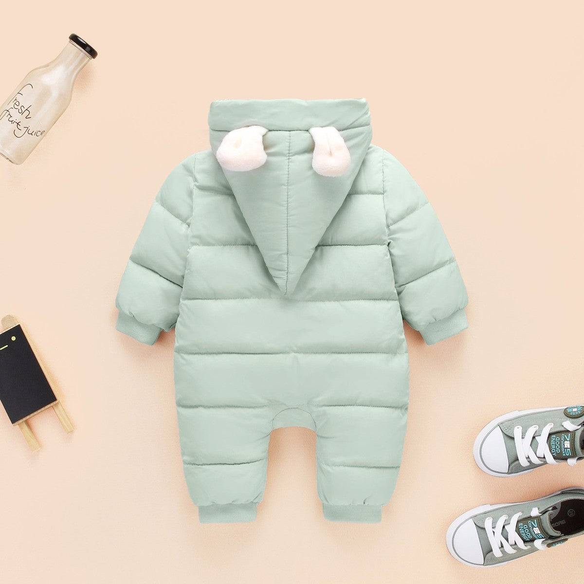 c16788a95 Warm Baby Snowsuit for boys & girls – Mother & Baby Avenue