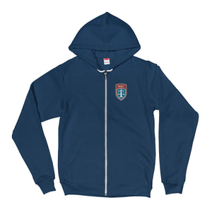 NJC Zip-Up Hoodie Sweater