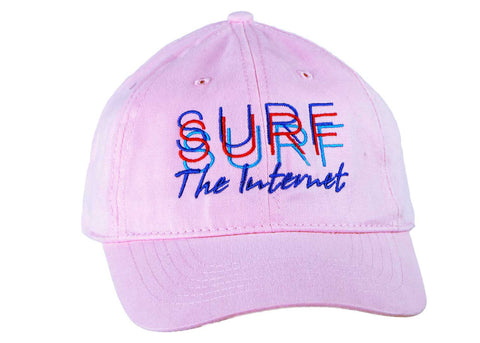 Surf The Internet