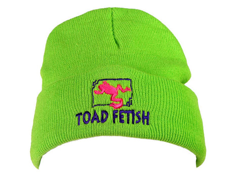 Toad Fetish