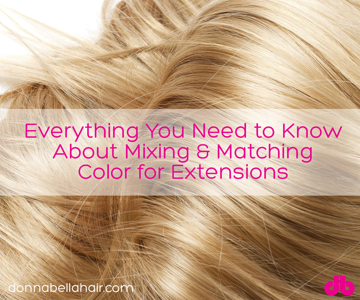 Everything You Need To Know About Mixing Matching Color For