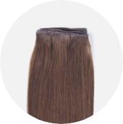 hybrid-weft hair extension