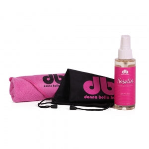 Donna Bella Hair Extension Tools - Keratin Cleaning Kit