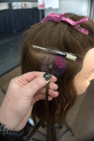Donna Bella Hair Extension Tools - Kera-Link Install