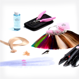 Donna Bella Hair Extension Kit