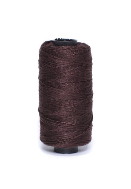 Donna Bella Weaving Thread, Dark Brown