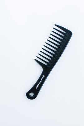 Donna Bella Wide Tooth Comb w/Handle