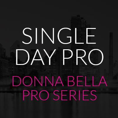 Single Day Pro Certification Spot - Orlando - Donna Bella Hair
