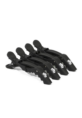 Hair Clips - Black