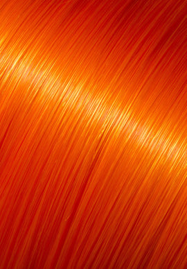 Synthetic Single Clip-In - Orange