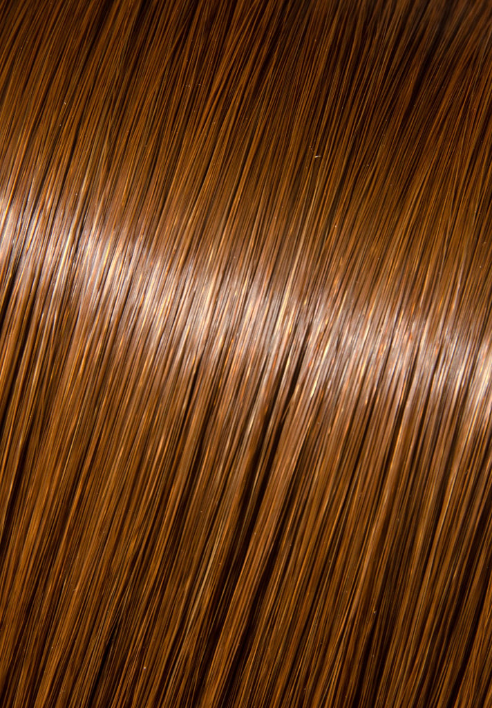 Synthetic Single Clip-In #6 (Dark Chestnut Brown)