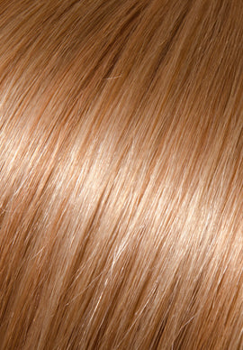 Straight Across Bangs Color #27/613 (Light Blond w/ Strawberry)