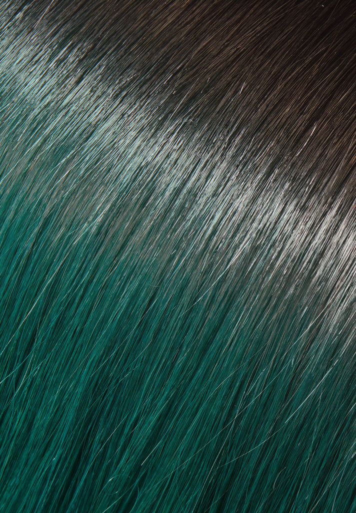 Color Swatch Ombre 1B/Teal