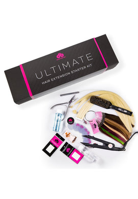 The Ultimate Hair Extension Starter Kit