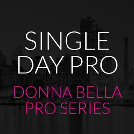 Single Day Pro Certification Spot - New York - Donna Bella Hair