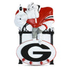 Georgia Bulldogs Hairy Dog Key Rack