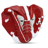 Alabama Crimson Tide 4 Hook Key Rack Wall Sculpture