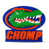 Florida Gators Double Sided Table Top Display