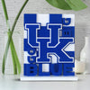 Kentucky Wildcats Double Sided Table Top Display