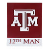Texas A&M 12th Man Double Sided Table Top Display