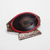 Georgia Bulldogs Cast Bronze G Belt - Limited Edition - 5/20, 6/20