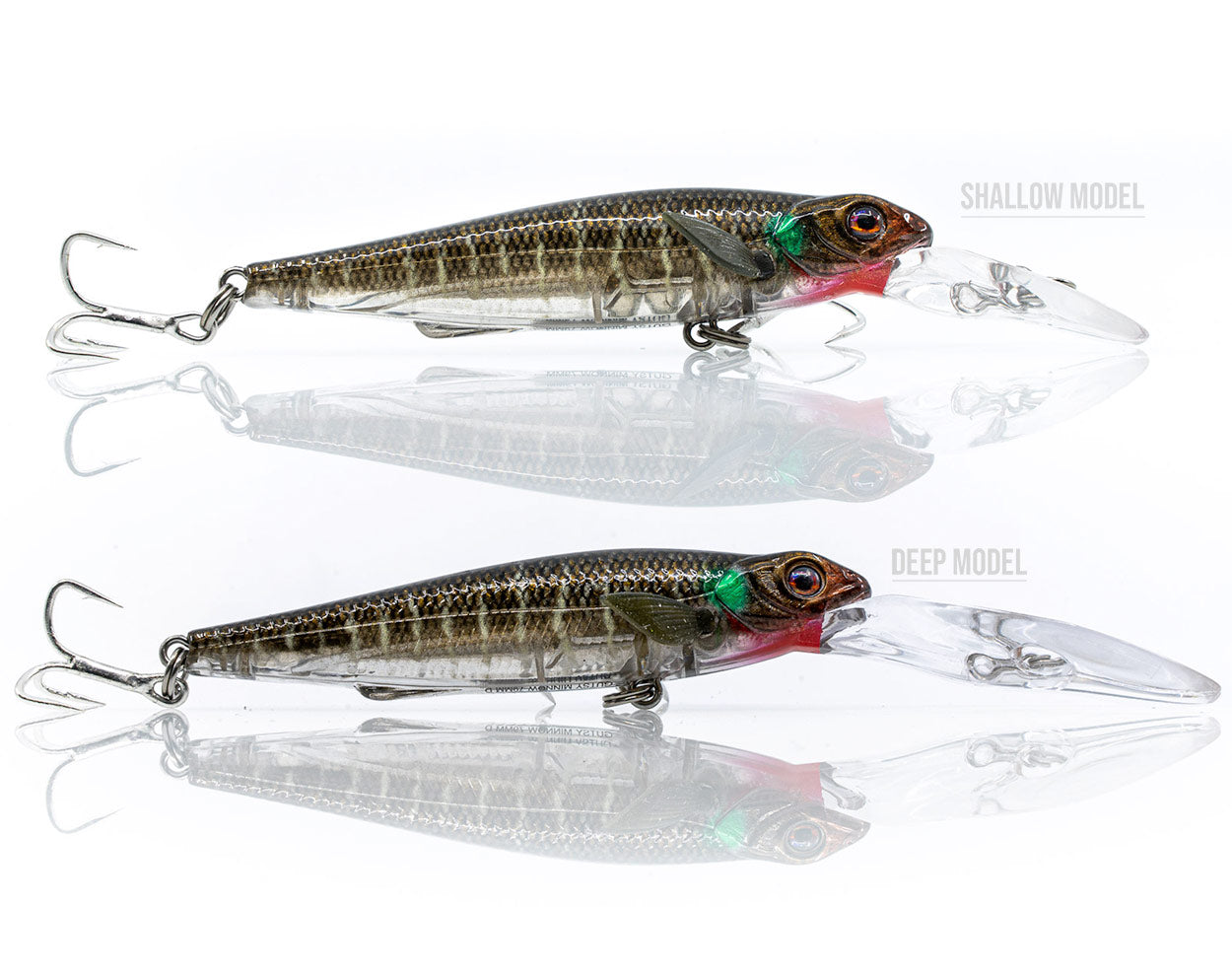 Mud Minnow | 60mm 80mm 100mm