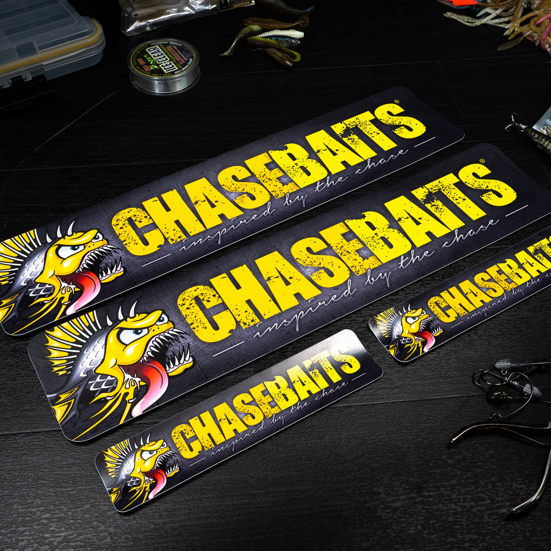Chasebaits Sticker Pack