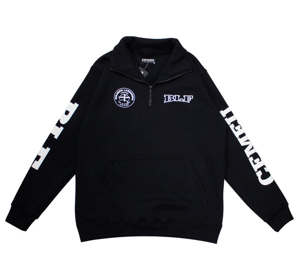 BLF - 1/4 Zip Jacket