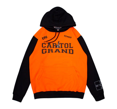 Capitol Grand Hoodie - (In Stock)