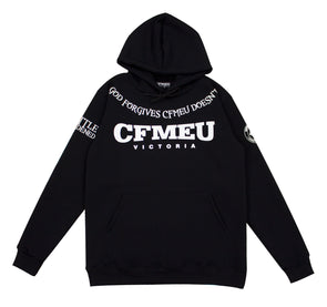 CFMEU Doesn't Forgive Hoodie - Black